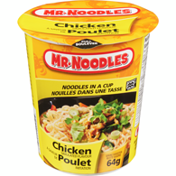 Noodles in a Cup, Chicken