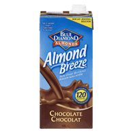 Boisson aux amandes Almond Breeze chocolat
