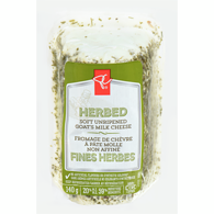 Herbed Goat's Milk Cheese