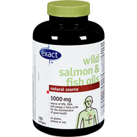 Salmon Oil 1000mg