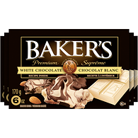 Baker's White Chocolate Squares