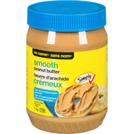 Peanut Butter, Smooth Light