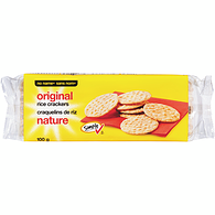Rice Crackers, Original