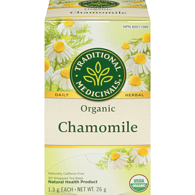 Organic Classic Chamomile Herbal Tea