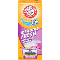 Carpet Deodorizer, Meadow Fresh