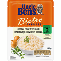 Bistro Express, Original Converted Brand Rice