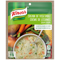 Cream of Vegetable Dry Soup Mix