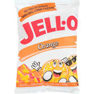Jelly Powder, Orange