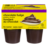 Pudding, Chocolate Fudge
