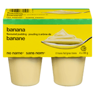 Pudding, Banana