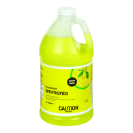 Household Ammonia, Lemon