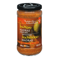 Cooking Sauce, Madras
