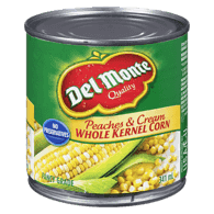 Whole Kernel Peaches & Cream Corn