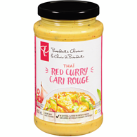 Thai Red Curry Cooking Sauce