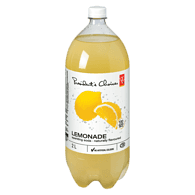 Naturally Flavoured Lemonade Sparkling Soda