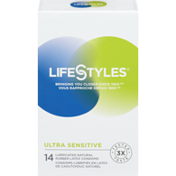 Ultra Sensitive Condoms