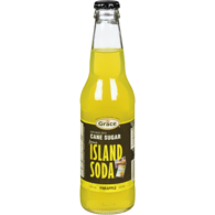 Island Soda, Pineapple