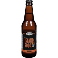 Island Soda, Ginger Beer