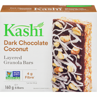 Fruit & Grain Granola Bars, Dark Chocolate Coconut