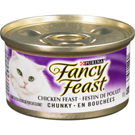 Fancy Feast Chunky Chicken Feast Cat Food
