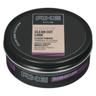 Pomade, Refined Clean Cut Look