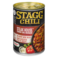 Stagg Chili, Steak House