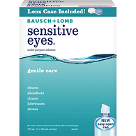 Sensitive Eyes Multi-Purpose Solution, Twin Pack