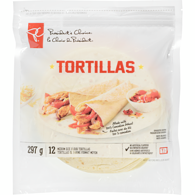 Soft Tortillas, Medium