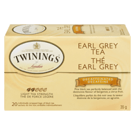 Earl Grey Tea, Decaf