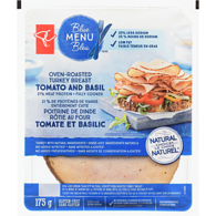 Blue Menu Turkey, Tomato & Basil