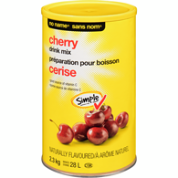 Cherry drink Mix
