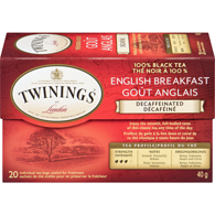 English Breakfast Tea, Decaf