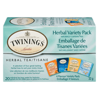 Herbal Tea Variety Pack