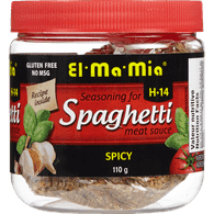 Spice Mix For Spaghetti, Spicy