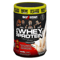 Whey Protein, French Vanilla Cream