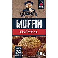 Muffin Mix, Oatmeal