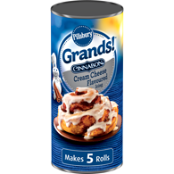 Grands Cinnamon Rolls, Cream Cheese Icing