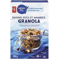 Blue Menu Granola Cereal, Raisin & Cereal