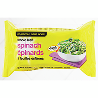Whole Leaf Spinach