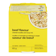 Soup Cups, Beef (Case)