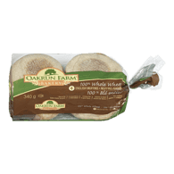 English Muffins, Whole Wheat