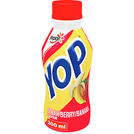 Tropix Drinkable Yogurt, Strawberry Banana