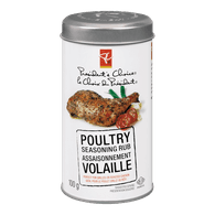 Poultry Seasoning Rub