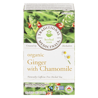 Organic Ginger with Chamomile