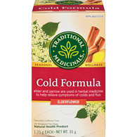 Cold Formula Herbal Tea