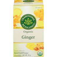 Organic Ginger Herbal Tea