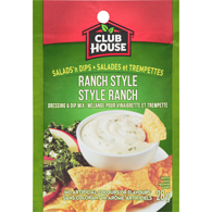 Salads 'n Dips Dressing Mix, Ranch Style