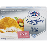 Signature Breaded Sole Fillets