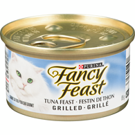 Fancy Feast Grilled Tuna Feast in Gravy Cat Food