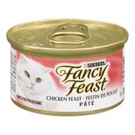 Fancy Feast Pate Chicken Feast Cat Food